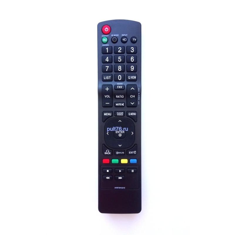 Пульт для телевизора LG AKB72915210