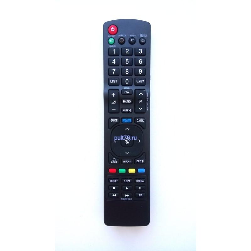 Пульт для телевизора LG AKB72915244