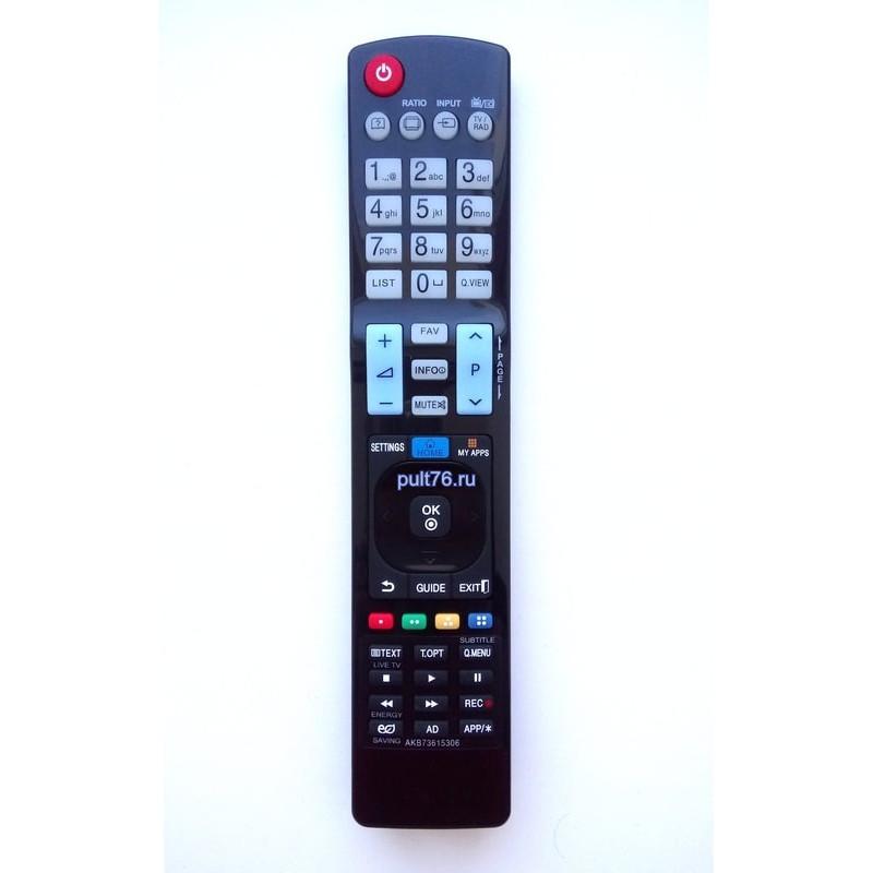 Пульт для телевизора LG AKB73615306