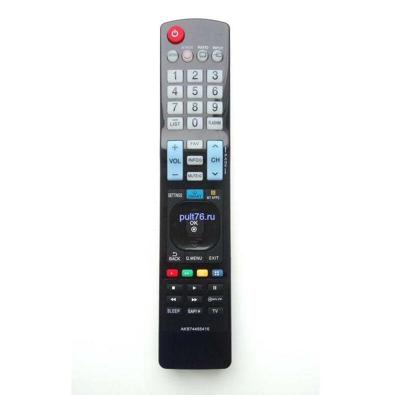 Пульт для телевизора LG AKB74455416
