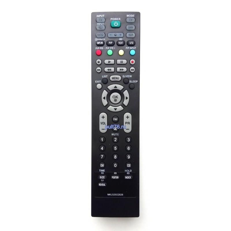 Пульт для телевизора LG MKJ32022826