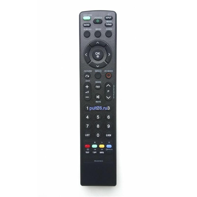 Пульт для телевизора LG MKJ42519618