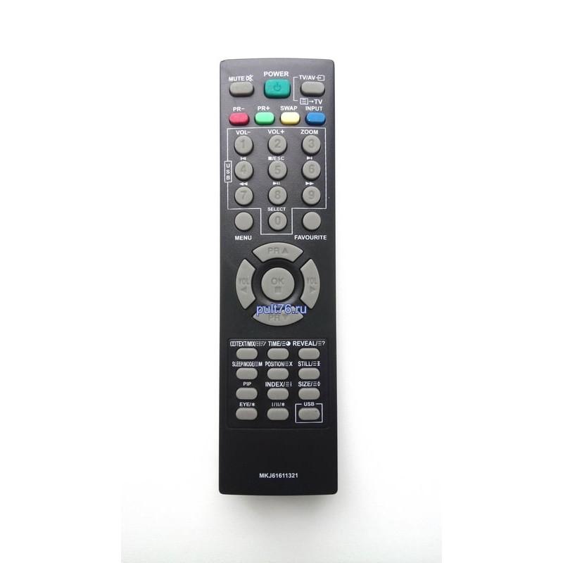 Пульт для телевизора LG MKJ61611321