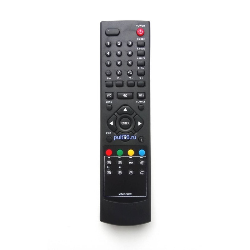 Пульт для телевизора Hyundai MTV-3210W