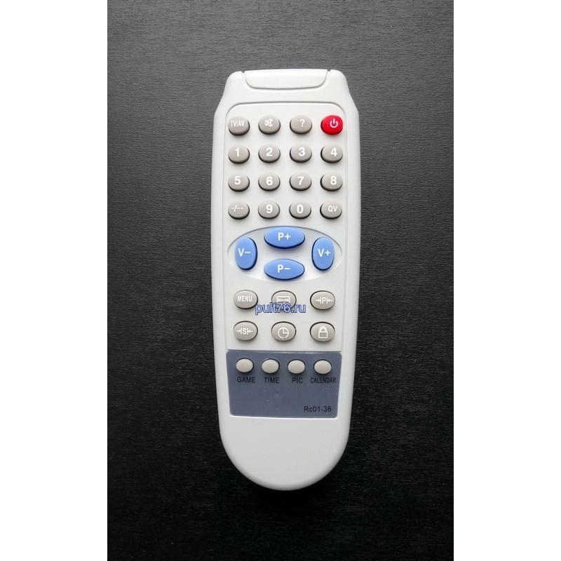 Пульт для телевизора Oniks (Оникс) Rc01-36