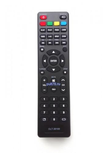 Пульт для телевизора Orion (Орион) RS41C0 PLAY-PAUSE (OLT-30100)