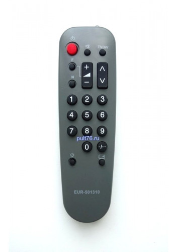 Пульт для телевизора Panasonic (Панасоник) EUR501310/EUR501320/EUR501325