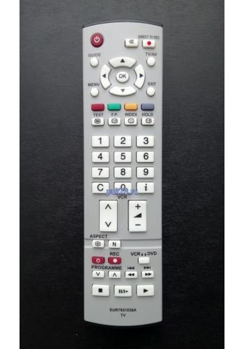 Пульт для телевизора Panasonic (Панасоник) EUR7651030A