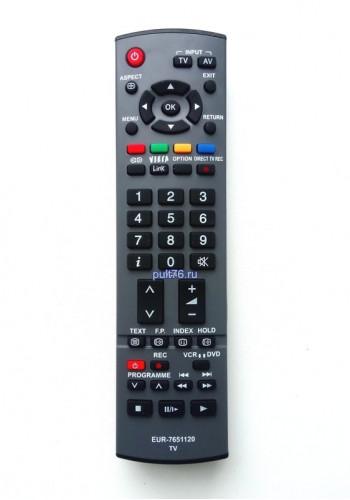 Пульт для телевизора Panasonic (Панасоник) EUR7651120