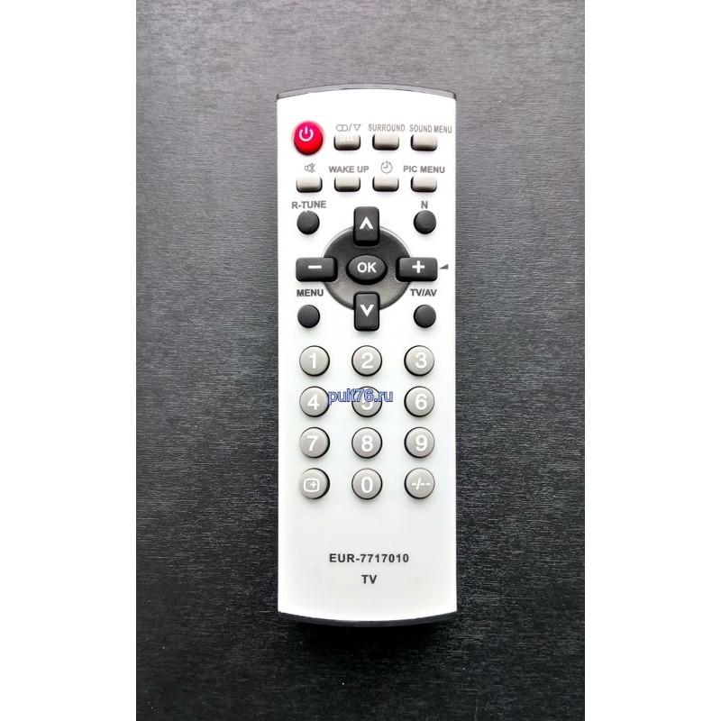 Пульт для телевизора Panasonic (Панасоник) EUR7717010