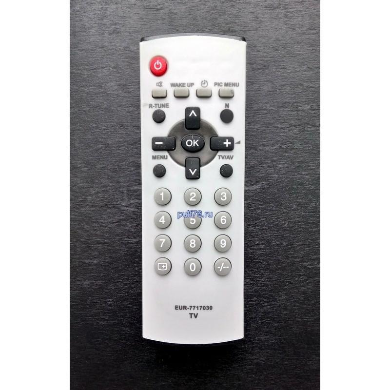 Пульт для телевизора Panasonic (Панасоник) EUR7717030