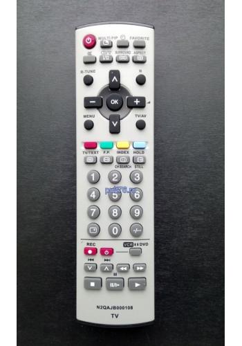 Пульт для телевизора Panasonic (Панасоник) N2QAJB000108