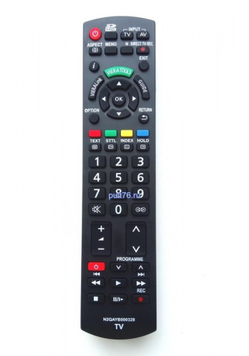 Пульт для телевизора Panasonic (Панасоник) N2QAYB000328
