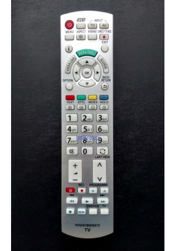 Пульт для телевизора Panasonic (Панасоник) N2QAYB000572