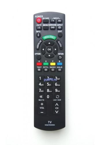 Пульт для телевизора Panasonic (Панасоник) N2QAYB000604