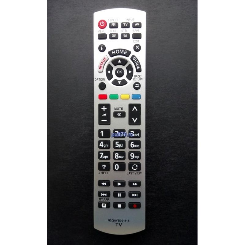 Пульт для телевизора Panasonic (Панасоник) N2QAYB001115