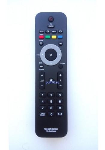 Пульт для телевизора Philips (Филипс) 2422 549 01833 (RC2143604/01)