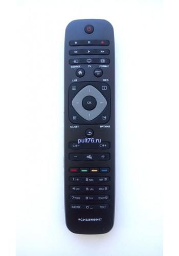 Пульт для телевизора Philips (Филипс) 2422 549 90467 (YKF309-001)