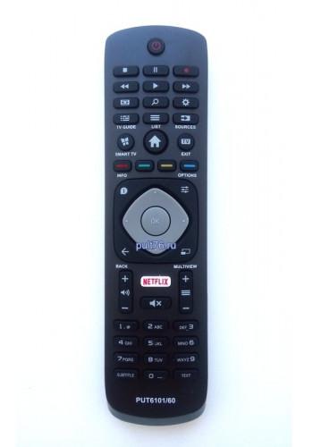 Пульт для телевизора Philips (Филипс) 49PUT6101/60(398GR08BEPHN11HL)