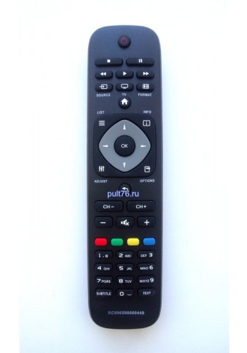 Пульт для телевизора Philips (Филипс) 9965 900 00449 ( YKF308-001)