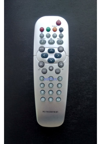 Пульт для телевизора Philips (Филипс) RC-19335019/01H