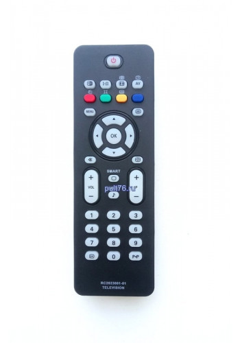 Пульт для телевизора Philips (Филипс) RC-2023601