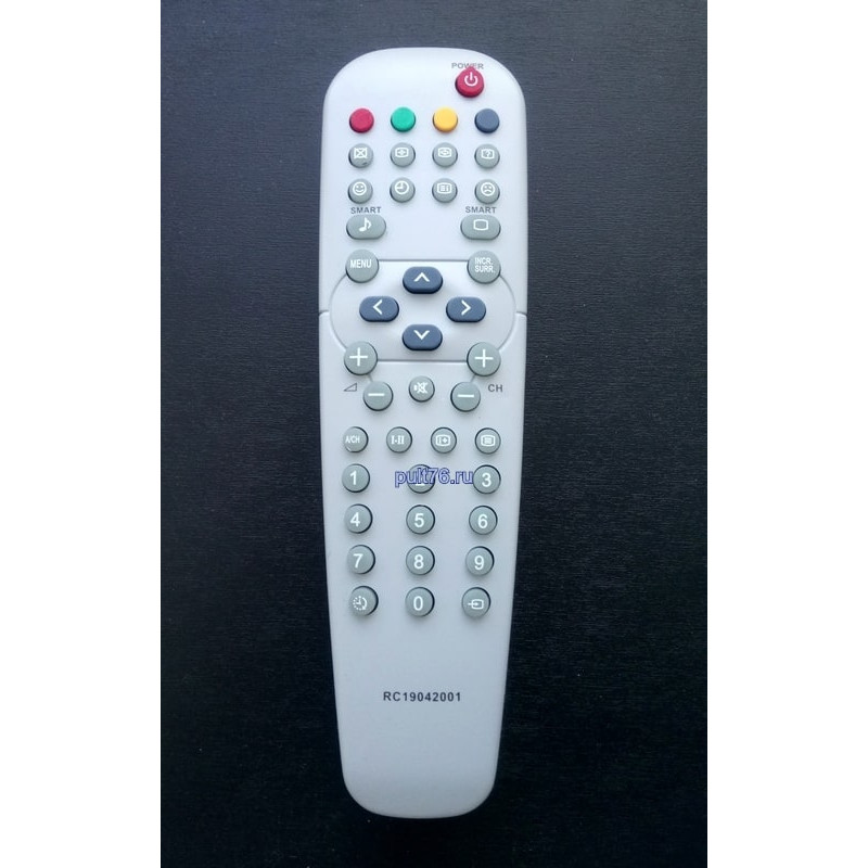 Пульт для телевизора Philips (Филипс) RC19042001/01 29PT5307