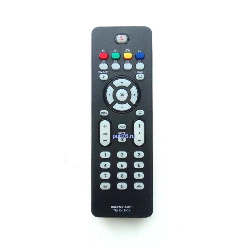 Пульт для телевизора Philips (Филипс) RC2023611/01B