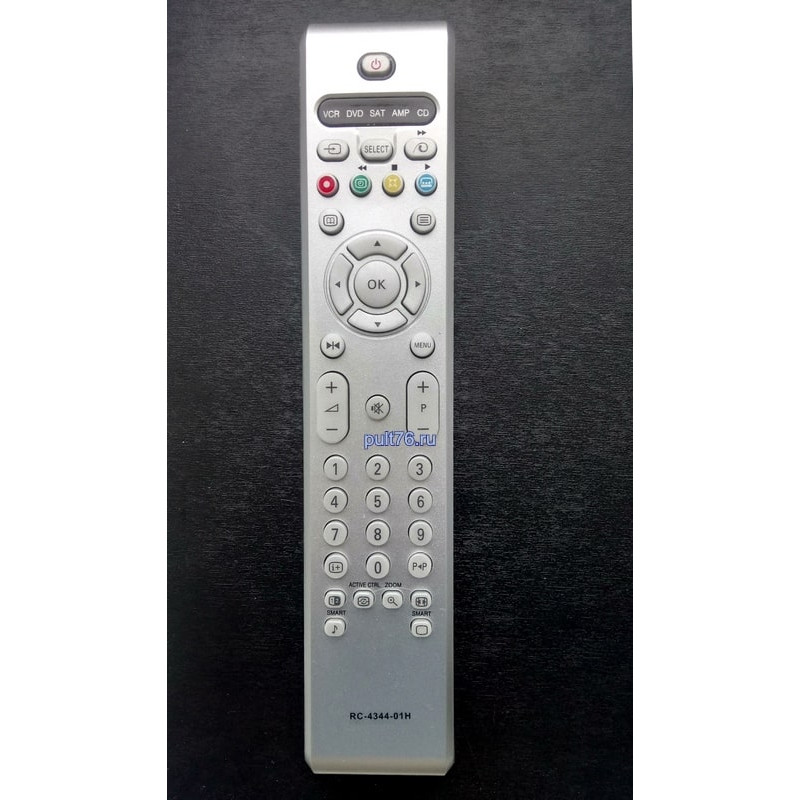 Пульт для телевизора Philips (Филипс) RC4344/01H/4337