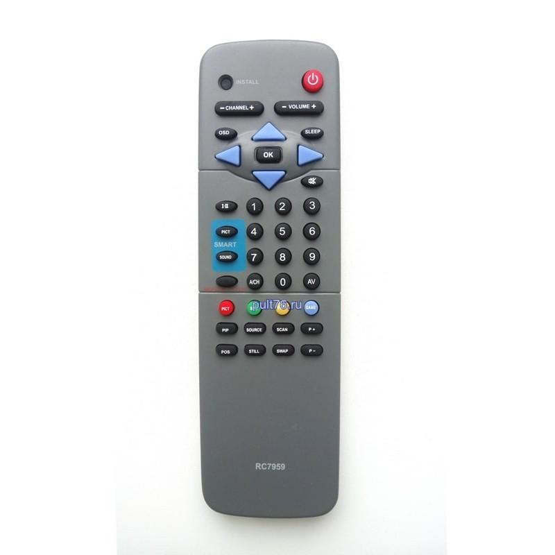 Пульт для телевизора Philips (Филипс) RC7959