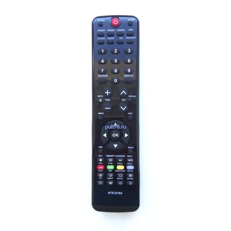 Пульт для телевизора Akai (Акай) HTR-D18A
