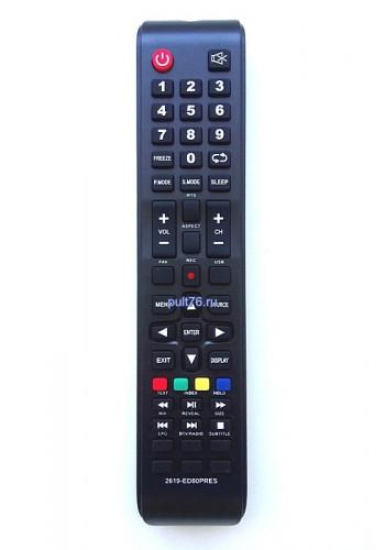 Пульт для телевизора Polar (Полар) 2619-ED00POLA (2619-ED00PRES)