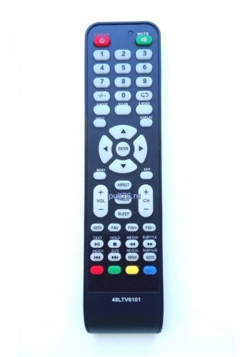Пульт для телевизора Izumi (Изуми, Изюми) 48LTV6101