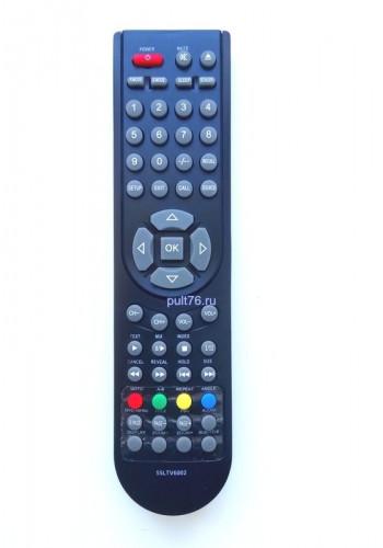 Пульт для телевизора Shivaki (Шиваки) 55LTV6002
