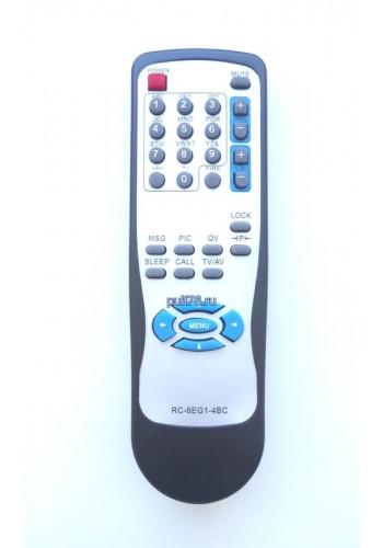Пульт для телевизора Bravis (Бравис) RC-6EG1-4BC (RC-45)
