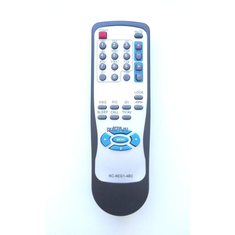 Пульт для телевизора Polar RC-6EG1-4BC (RC-45)