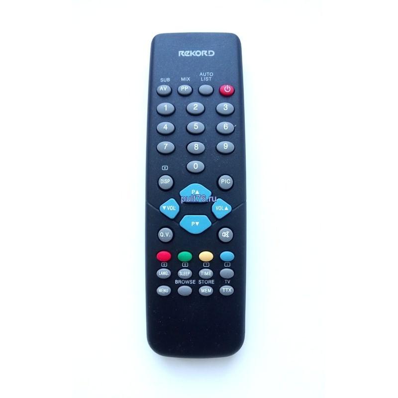 Пульт для телевизора Shivaki (Шиваки) 24B