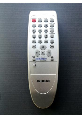 Пульт для телевизора Sanyo RC-1153038 (RC1153012)