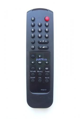 Пульт для телевизора Sitronics (Ситроникс) K10J-C1