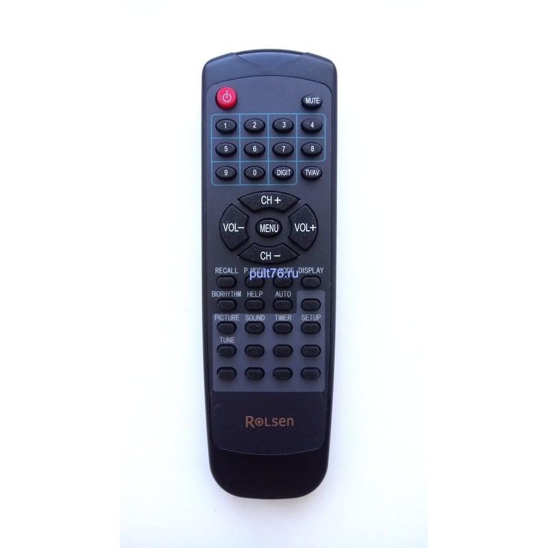 Пульт для телевизора Rolsen (Ролсен) KEX1-C22 TV