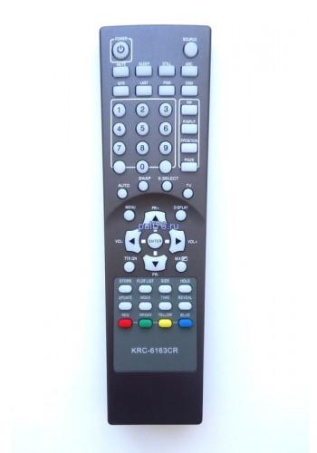 Пульт для телевизора Rolsen (Ролсен) KRC-6163CR