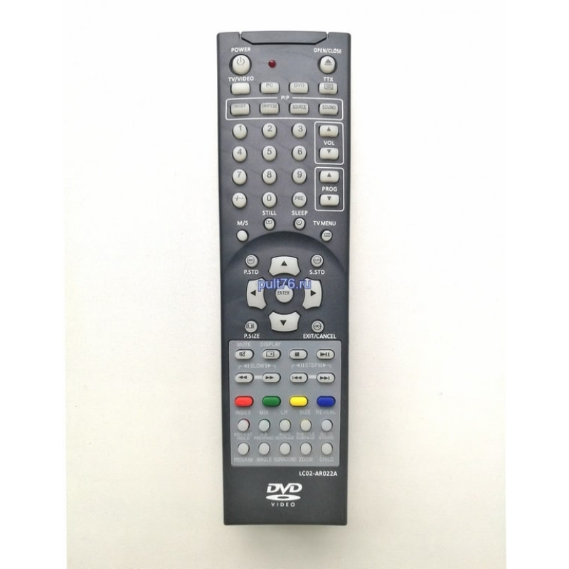 Пульт для телевизора Rolsen LC02-AR022A