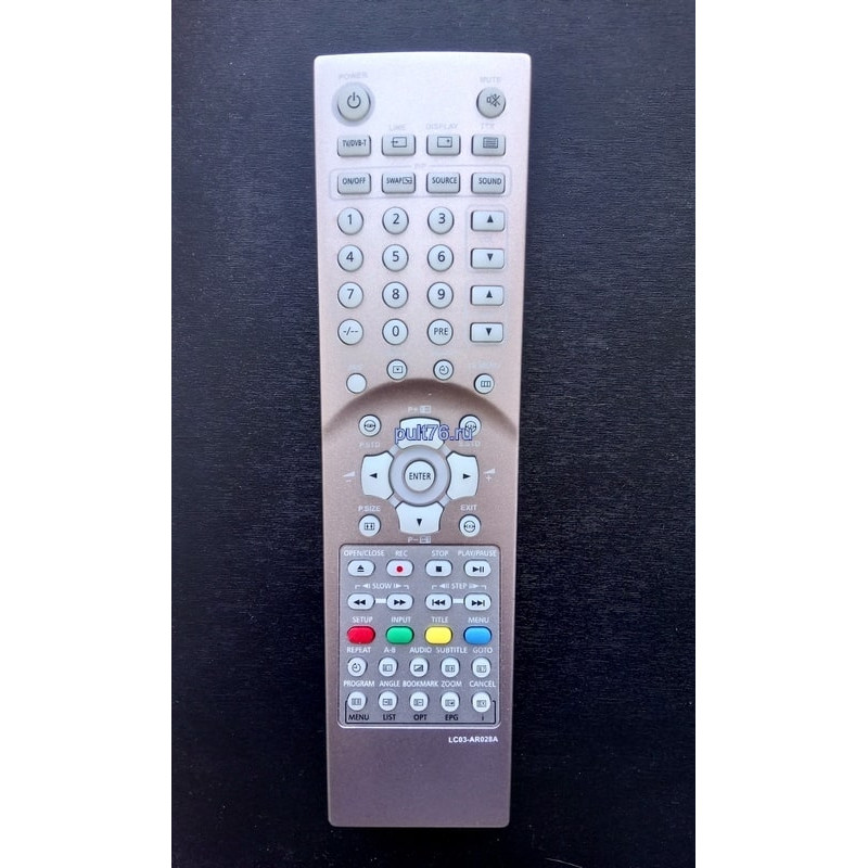 Пульт для телевизора Prestigio (Престигио, Престижио) LC03-AR028A
