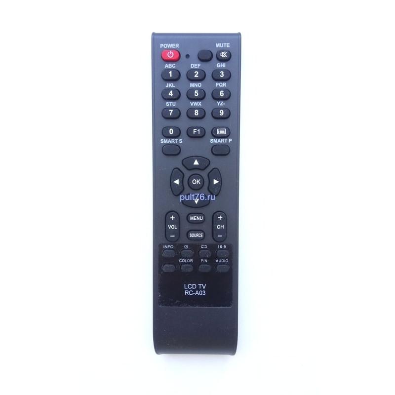 Пульт для телевизора Rolsen (Ролсен) RC-A03