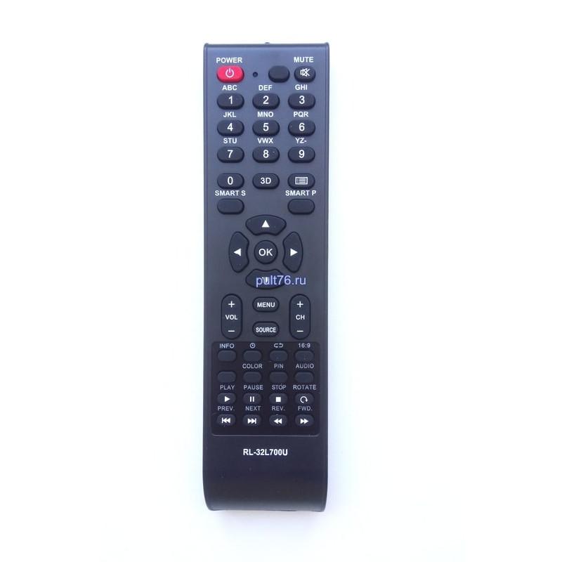 Пульт для телевизора Mystery (Мистери, Мустеру) RL-32L700U 3D (RC-A06)