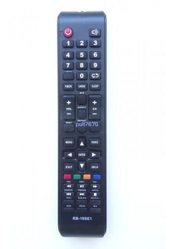 Пульт для телевизора DEXP (Дексп, Дехп) RB-19SE1