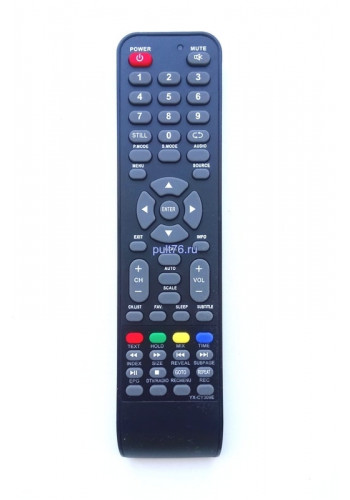 Пульт для телевизора Рубин (Rubin) YX-CY309E (RB-19SE5T2C)