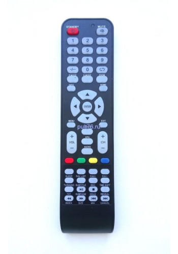 Пульт для телевизора Ruimatech RT LT-43T01R LES-42X84WF