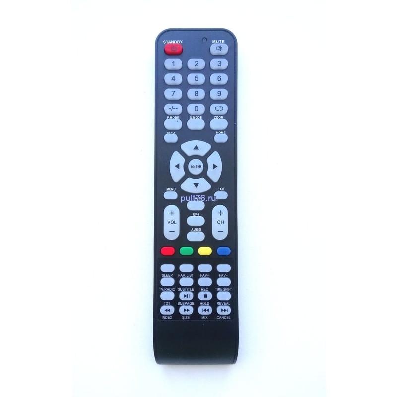 Пульт для телевизора Akai (Акай) RT LT-43T01R LES-42X84WF