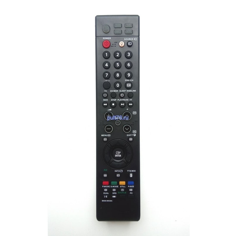 Пульт для телевизора Samsung (Самсунг) BN59-00530A